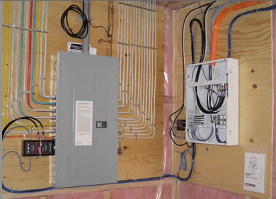 Why a Service Panel Upgrade Is Necessary | Reliable ... Home Fuse Box Issues on